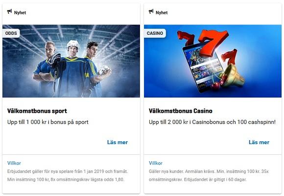 Öppna luckor nu hos NordicBet Casino!