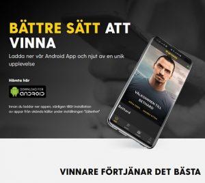 Äntligen är Bethard Android App här!