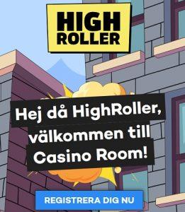 Adjö Highroller!