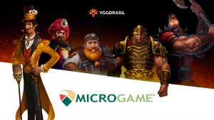 Yggdrasil Gaming sluter avtal med Microgame i Italien!